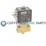 2 Way Solenoid Valve for Saceo and Gaggia Commercial Machines.