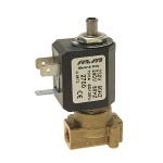Coffee Machine Solenoid Valves:  Lavazza 3 Way